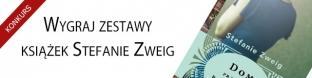 Wygraj zestawy książek Stefanie Zweig