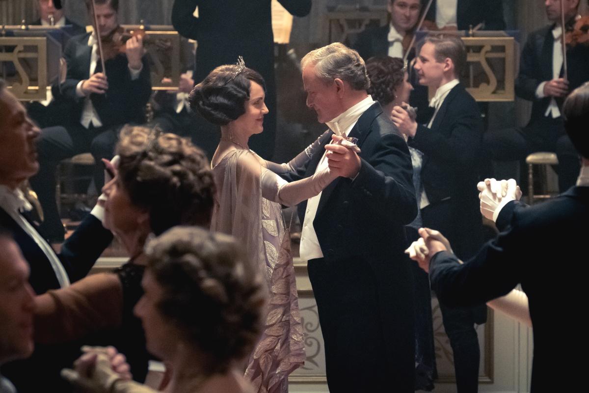 Downton Abbey film 2019