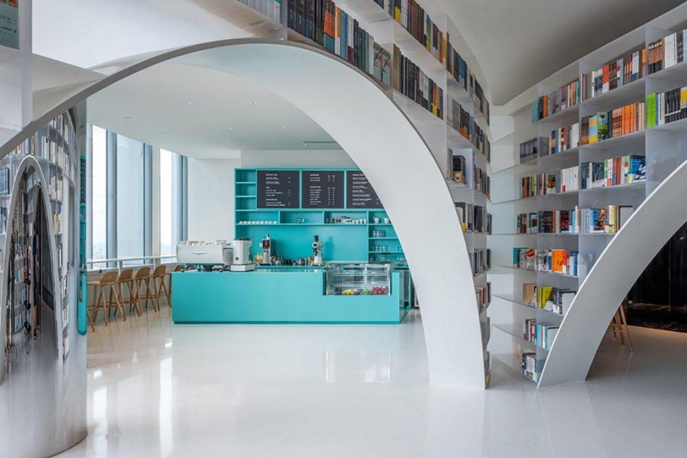 Księgarnia w Chinach