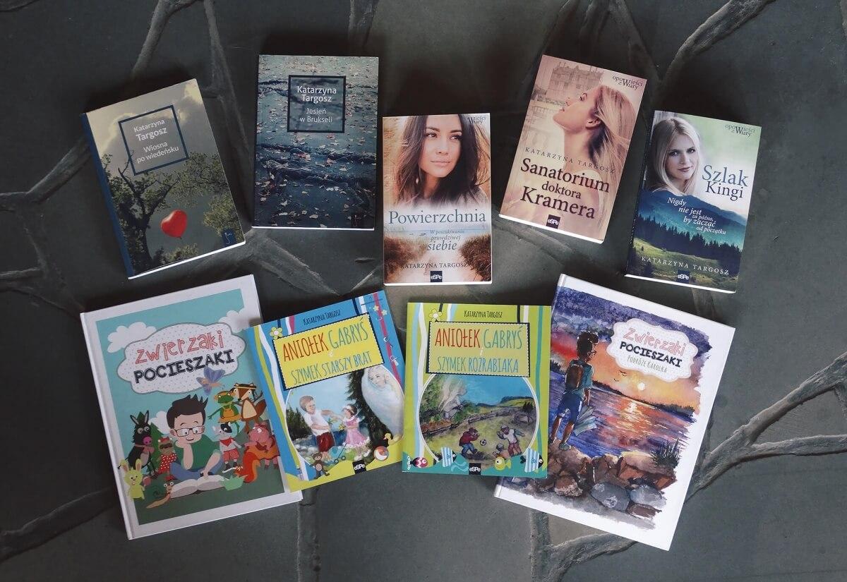 Katarzyna Targosz książki