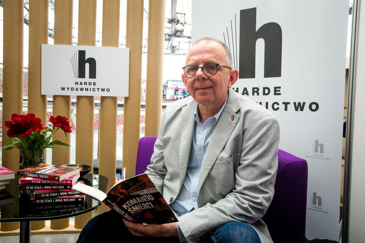 Janusz Szostak autor książki