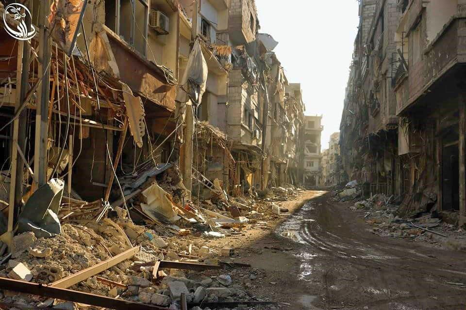 Central Daraya Credit Daraya Council Media Team