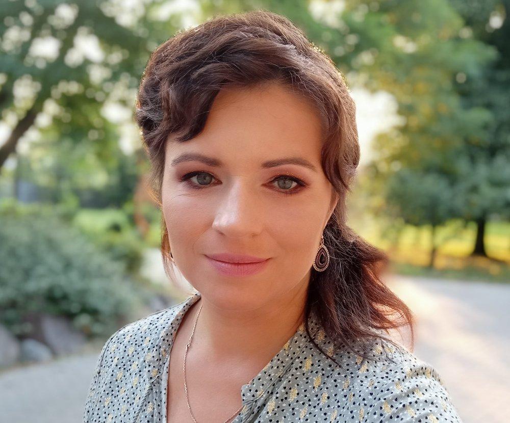 Magdalena Mikutel - autorka
