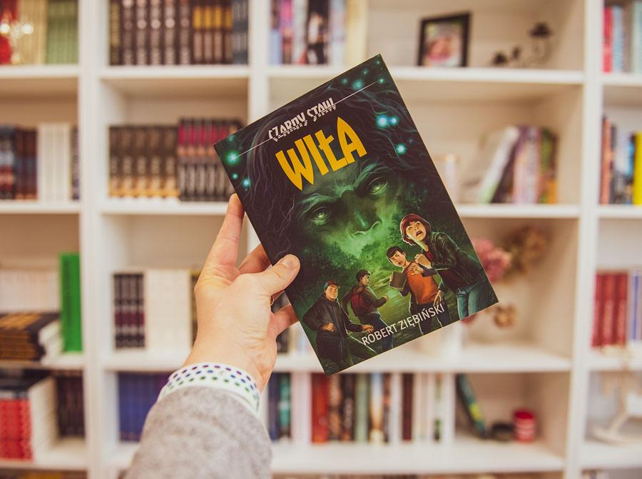 Wiła - Robert Ziębiński książka