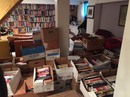 News - Harcerze zebrali 15 tysięcy książek na cele dobroczynne!