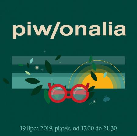 News - 19 VII 2019: plenerowy festiwal poetycki PIWONALIA w Warszawie