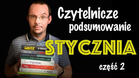 News - Czytelnicze podsumowanie stycznia u Sławka