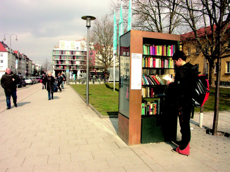 News - W tym miasteczku jest więcej książek niż… ludzi!