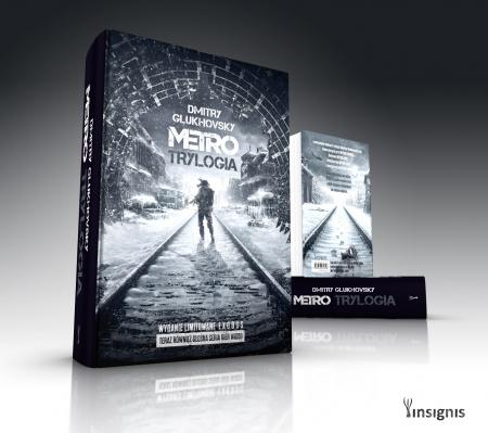 """News - Powstała gra komputerowa na podstawie książek """"Metro"""""""