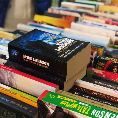 News - Na Śląsku znów wymieniono się książkami