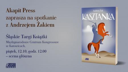 News - 12 X: spotkania z Andrzejem Żakiem w Katowicach