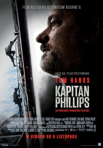 News - Kapitan Phillips – marynarz kontra piraci