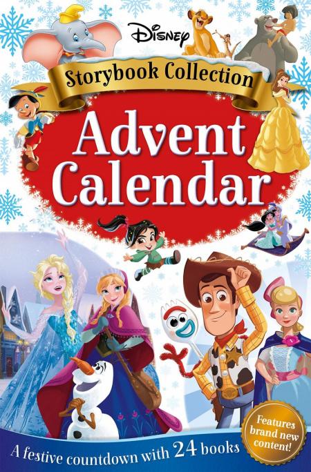 News - Disney ruszył ze sprzedażą… kalendarza adwentowego! Kosztuje ponad 100 zł i już jest bestsellerem