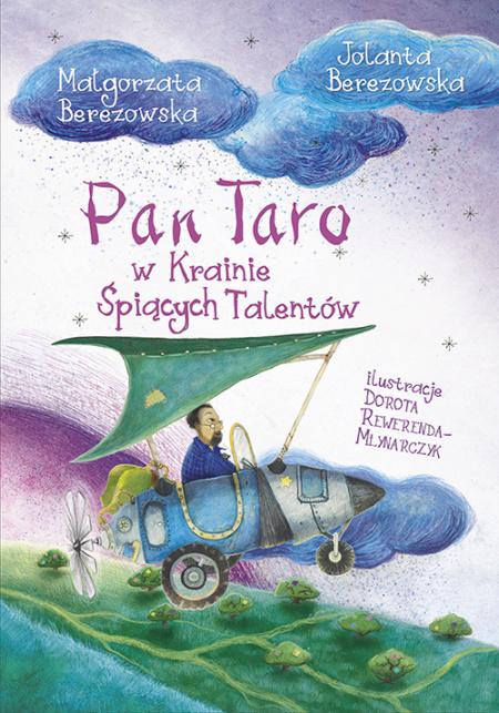"""News - Biały wąż. Fragment książki """"Pan Taro w Krainie Śpiących Talentów"""