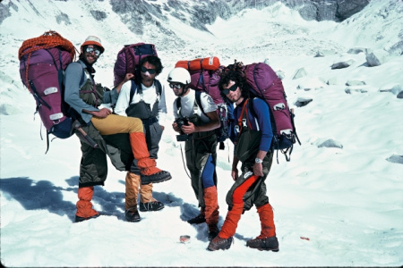 News - Alpinista John Porter przyjeżdża do Polski