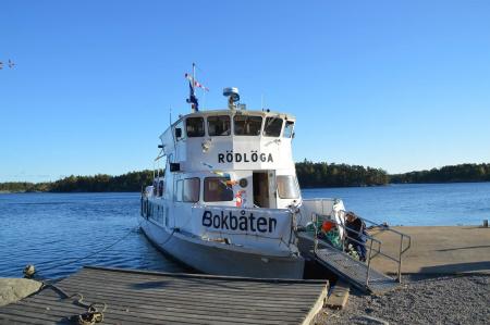 News - W Szwecji funkcjonuje... pływająca biblioteka!