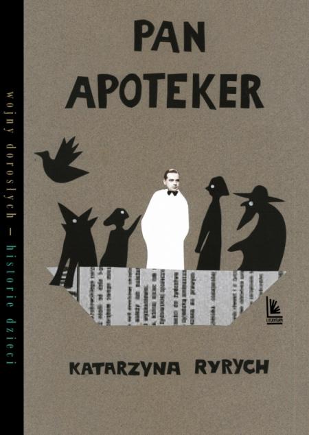 "News - Ziemia Obiecana. Fragment książki ""Pan Apoteker"