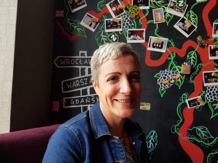 News - Eve Ainsworth kolejny raz spotka się z polskimi czytelnikami