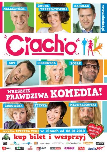 News - Ciacho – film Patryka Vegi ponownie w telewizji!