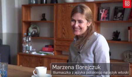 News - Nieprzystawalność języków. Rozmowa z Marzeną Borejczuk