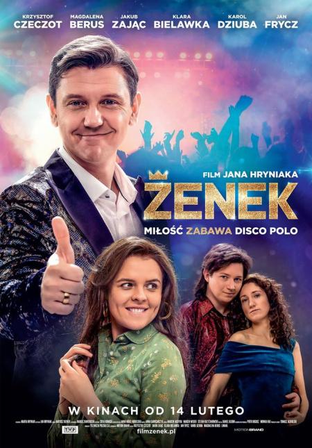 """News - Już jest zwiastun filmu """"Zenek""""! Zobacz film o Zenku Martyniuku"""