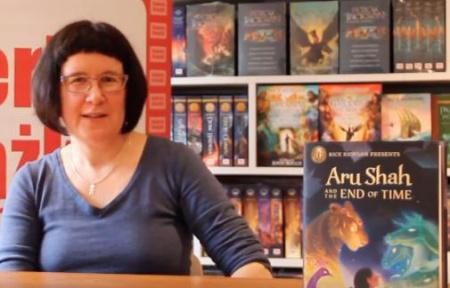 News - Wywiad z Agnieszką Fulińską, tłumaczką książki Aru Shah i koniec czasu