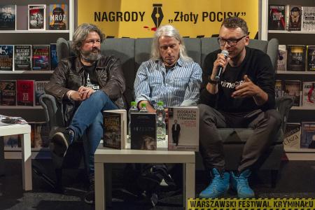 """News - Wybrano najlepsze kryminały. Nagroda """"Złoty Pocisk"""" za nami!"""