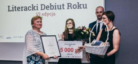 News - Ostatnie dni zgłoszeń w konkursie Literacki Debiut Roku