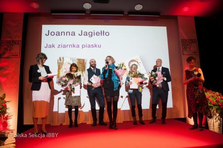 News - Ogłoszono laureatów w konkursie Książka Roku 2018 PS IBBY!