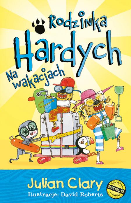 News - Rodzinka Hardych. Na wakacjach - fragment książki