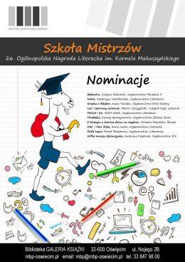 News - Najlepsze książki dla dzieci młodszych 2018 – oto nominowani do Nagrody Makuszyńskiego