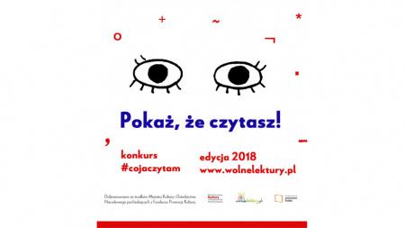 News - Pokaż, że czytasz i wygraj nagrody o wartości do kilku tysięcy złotych!
