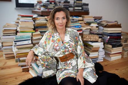 News - Joanna Bator z Nagrodą im. Hermanna Hessego