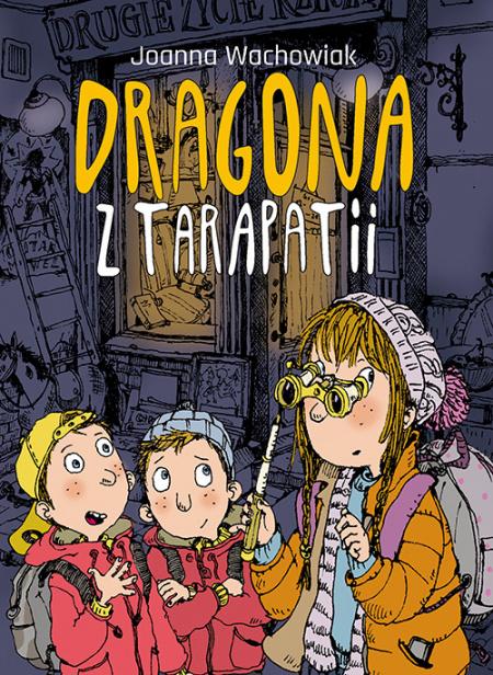 """News - Gwiazda. Fragment książki """"Dragona z Tarapatii"""