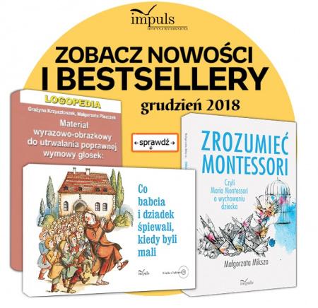 News - Grudniowe bestsellery Impulsu