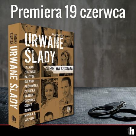 """News - Rafał kochał dzieci. Fragment książki """"Urwane ślady"""