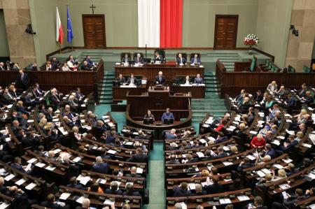 News - Sejm ureguluje palenie książek? Jest projekty uchwały