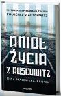 okładka - Anioł życia z Auschwitz