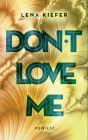 okładka - Don't love me