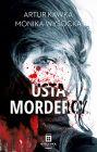 okładka - Usta mordercy