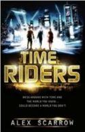 Okładka książki - Time Riders. Jeźdźcy w czasie