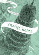 Okładka książki - Pamięć Babel