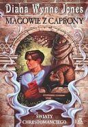 Okładka książki - Magowie z Caprony