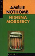 Okładka książki - Higiena mordercy