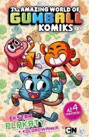 Okładka ksiązki - Gumball (#5). Komiks