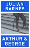 Okładka ksiązki - Artur & George