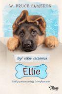 Okładka ksiązki - Był sobie szczeniak (#1).  Ellie