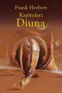 Okładka ksiązki - Kapitularz Diuną