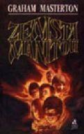 Okładka ksiązki - Zemsta Manitou