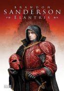 Okładka ksiązki - Elantris